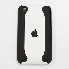 Apple iPhone 3G, 3GS Hard Case Two Tone White