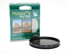Hoya Moose's Filter Warm (81A) + PL Cir Circular Polarizer 82mm (B82CIRPLGB)