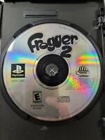 Frogger 2 Sony PlayStation 1 2000 Disc Only Video Game PS1 - Tested