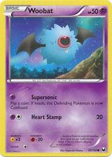 Woobat Common Pokemon Card BW5 Dark Explorers 50/108