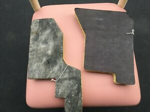 1970 dodge charger insulation for kick plate