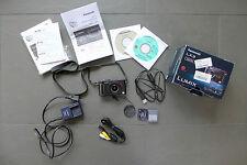Panasonic Lumix DMC-LX3 Schwarz EU Digitalcamera 10,1 Meg Bastler Ersatzteile
