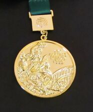 GOLD MEDAL - 1968 MEXICO OLYMPICS - WITH SILK RIBBON & STORAGE POUCH
