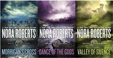 Nora Roberts CIRCLE TRILOGY Series in LARGE TRADE PAPERBACK Editions Set 1-3