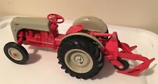 Ford 8N with 2-Bottom Plow Toy Tractor By Ertl 1/16th Scale