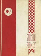 REPRINT: 1961 Princeton High School Yearbook - Cincinnati Ohio