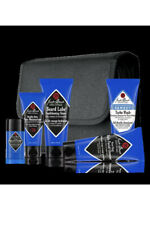 Jack Black The Grand Tour Cleanse Shave Moisture Stay Fresh Set NEW SEALED
