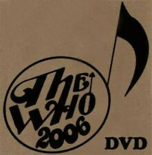 The Who - Live: Des Moines Ia 09 / 26 / 06 [New DVD] Poster