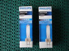 2 Stück  Philips Master colour cdm-t 150w/830