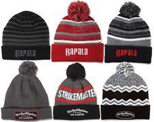 Rapala Strikemaster Mesh Knit Pom Beanie Pick Model Color & Qty Hat Cap