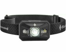 New BLACK DIAMOND STORM 375 LUMENS Rechargable Headlamp Graphite