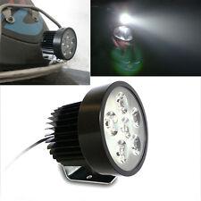 12V-80V Universal Motorcycle 24W LED Modified Fog Headlight Lamp Spotlight New