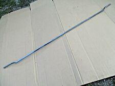 1965 RAMBLER CLASSIC 770-H 2-DOOR HARDTOP HOOD FRONT LIP TRIM MOULDING