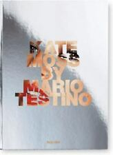 KATE MOSS BY MARIO TESTINO - NEW PAPERBACK BOOK