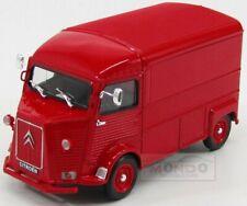 Citroen Type Hy Van 1969 Red Welly 1:24 WE24019R Model