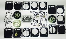 Yamaha Jet Boat Carburetor Rebuild Kits Set - Exciter LS LX 2000 AR 210