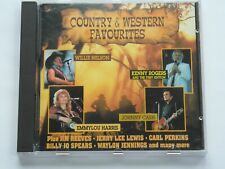Country & Western Favourites Volume 1 (CD Album) Used Good