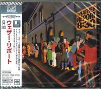 WEATHER REPORT-8:30-JAPAN 2 BLU-SPEC CD2 F83