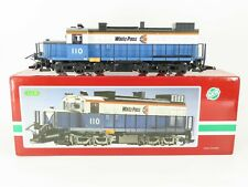 G Scale LGB 2055 WP&Y White Pass & Yukon Railroad Alco DL535E Diesel #110