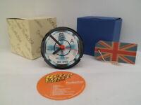 RICK JAMES - VINYL RECORD CLOCK - MOTOWN LABEL Actual Record TAMLA GORDY