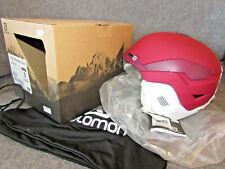 NEW WITH BOX! Salomon QUEST W women's ski snowboard helmet size Small 53-56cm ~~