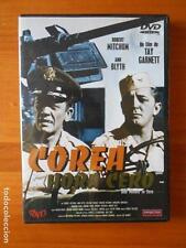 DVD COREA HORA CERO - ROBERT MITCHUM (N3)