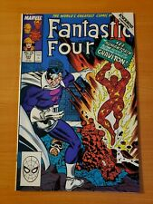 Fantastic Four #322 Direct Market Edition ~ NEAR MINT NM ~ 1989 MARVEL COMICS