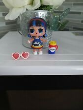 LOL Surprise Doll Big Sister Pop Heart Series 4 Eye Spy Underwraps