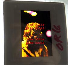 ORIGINAL 35mm film slide JIM MORRISON/ The DOORS  PHOTO 1968 concert #2