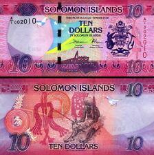SALOMONE ISOLE - Solomon Islands 10 dollars 2017 FDS UNC