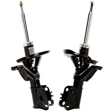 Bare Strut Assemblies Front Pair for 2003-2005 Honda Civic 1.7L