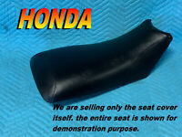 Honda TRX125 New seat cover 1987-88 TRX 125 Black 220B