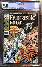 Fantastic Four #114 CGC 9.0