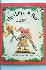 "THE FLAME OF PEACE -  DEBORAH LATTIMORE-  "" SIGNED "" 1ST EDITION - 1987"