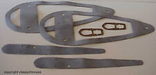 1941 Chevy GMC TRUCK head light & park light gasket Kit 6pc USA made quality