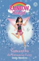 Rainbow Magic Story Book - Sporty Fairies: SAMANTHA THE SWIMMING FAIRY - NEW