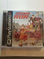 Chicken Run (Sony PlayStation 1, 2000)