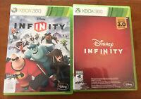 Disney infinity & disney infinty 3.0, Tested, Xbox 360 lot