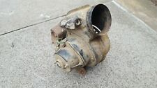 Land Rover Series 3 Smith Heater Blower Snail (24 Volt) Military