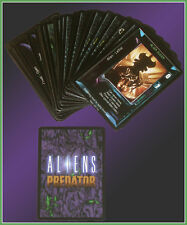 Alien vs Predator CCG Collectible Card Game Aliens Starter Set 51 Cards Unused