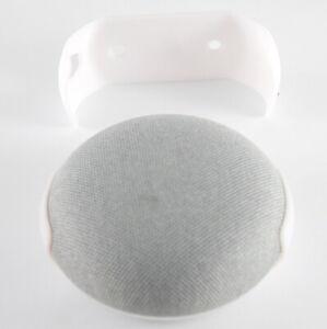 Google Home Mini Deckenhalterung  Wandhalter Schutz  Befestigung Case Weiss