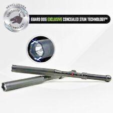 GUARD DOG TITAN Metal Baton 260 Lumens Flashlight & 7500K Stun Gun Combo