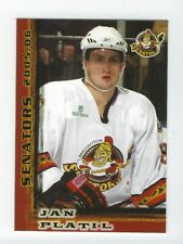 Jan Platil 2005-06 Binghamton Senators (AHL)