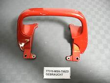 MANIGLIA di interruzione gloverail HONDA REVERE 650 ntv650 rc33 usato used