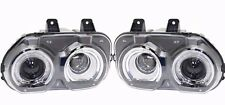 DODGE CHALLENGER 2015-2018 HALOGEN HEADLIGHTS HEAD LAMP LEFT RIGHT- SET