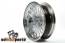 "18""x5.5"" Dual Flange 80 spoke Rear Wheel excepts 3/4 Axle Harley Davidson"