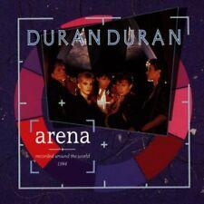 Duran Duran - ARENA CD DUTCH PARLOPHONE 1984 - Duran Duran CD 8KVG The Cheap The