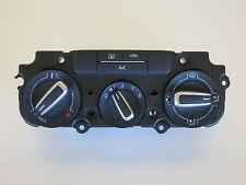 11 12 13 14 Volkswagen Jetta Climate Control Panel Temperature Unit A/C Heater