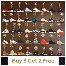 Air Jodan Sup-reme Yeezy Nike Adidas Sneaker Keychain BUY 3 GET 2 FREE! + Gift!
