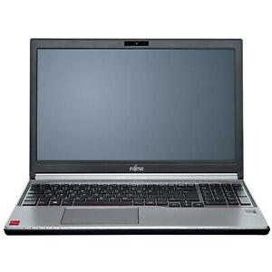 FSC Lifebook E756 i5-6200U 2x2,3GHz 8GB 256GB DVD-RW Webcam 1920x1080 WIN10